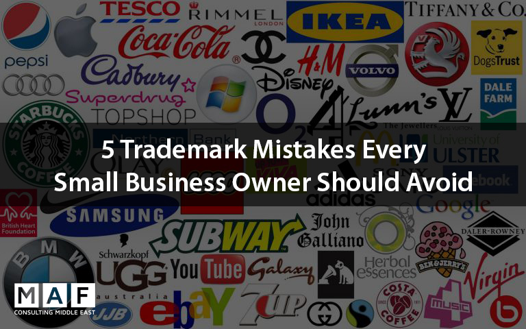 Trademark Mistakes Every Small Business Owner Should Avoid