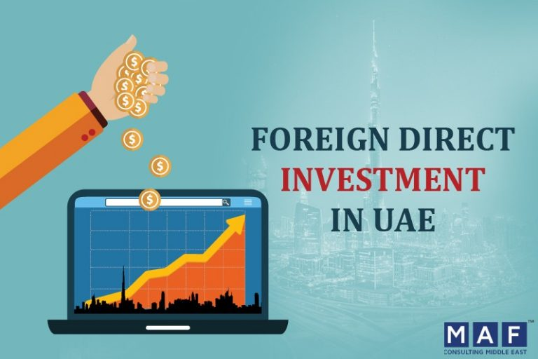 foreign direct investment in UAE