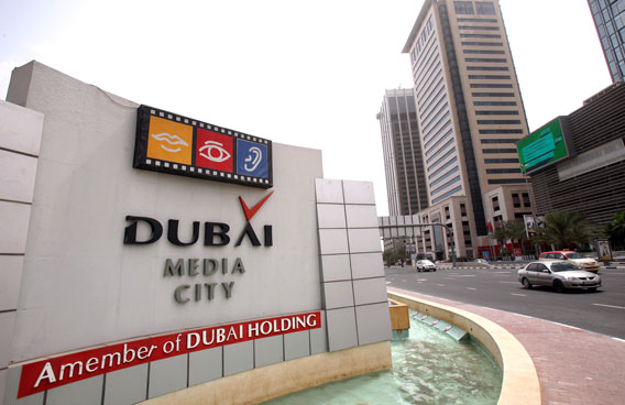 Business setup in dubai media city tecom free zone licensing reheart Image collections