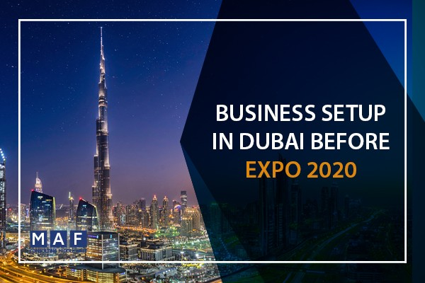business setup in Dubai before Expo 2020