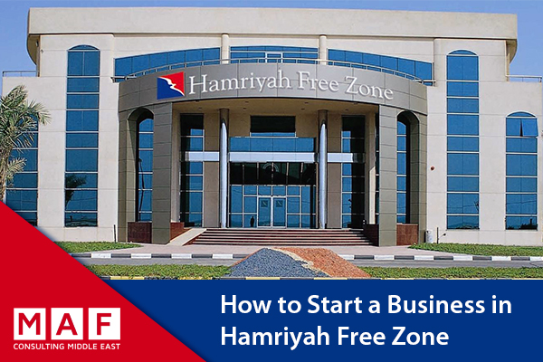 Business setup in Hamriyah Free Zone