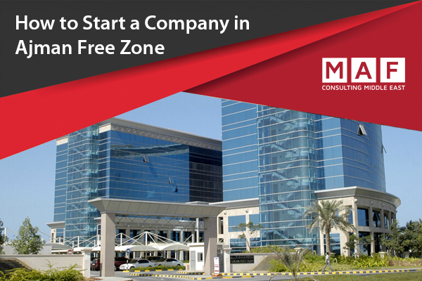 Company formation in Ajman Free Zone