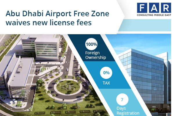 abu dhabi free zone license cost