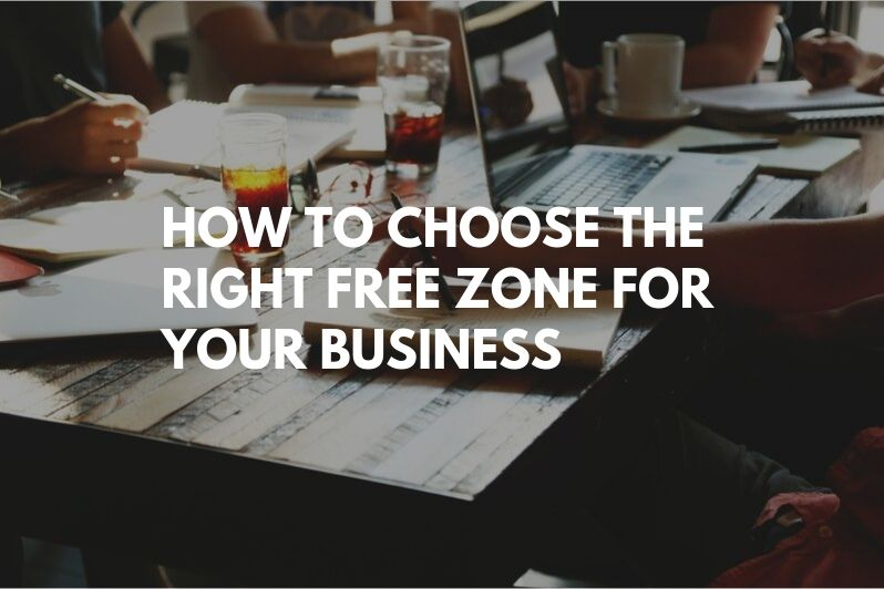 How to choose right freezone for your business