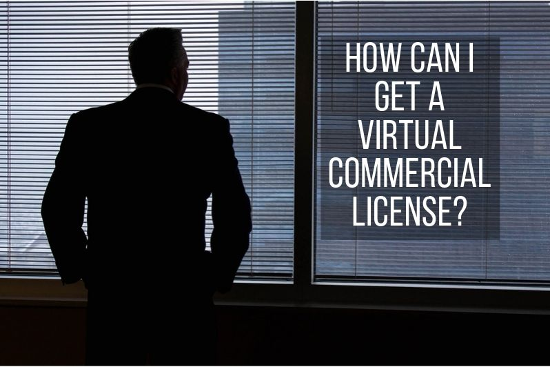 How can I get a Virtual Commercial License_