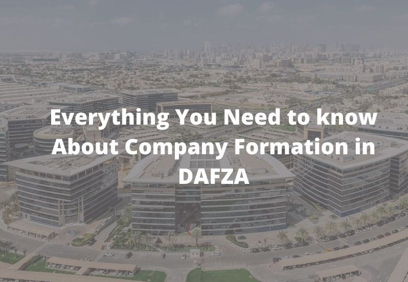 Setting up a business in DAFZA