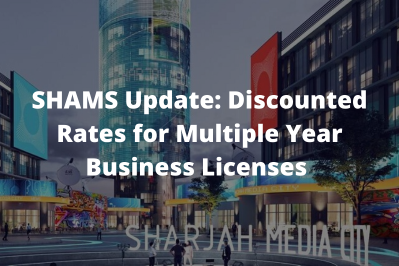 Discounted Rates for Multiple Year Business Licenses